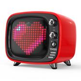 Divoom Tivoo 智能復古電視造型 無線藍牙音樂多功能音響 馬卡龍烤漆 鬧鐘 藍牙喇叭 音箱 音響