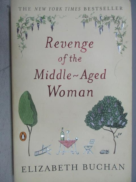 【書寶二手書T1/原文小說_MKY】Revenge of the Middle~Aged Woman
