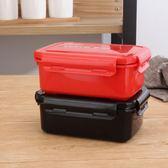 日式304不銹鋼便當盒飯盒健身餐便當盒上班族學生簡約分隔飯盒  9號潮人館