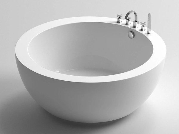 【麗室衛浴】BATHTUB WORLD ABB- 800 壓克力獨立式 按摩浴缸 150**60CM
