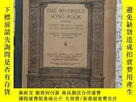 二手書博民逛書店THE罕見RIVERSIDE SONG BOOKY26761 請