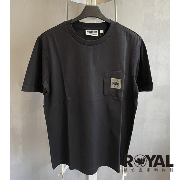 Palladium 黑色 棉質 短袖 上衣 男女款 NO.H3382【新竹皇家 105069-008】