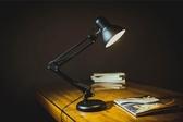 檯燈護眼書桌大學生宿舍LED創意工作閱讀摺疊兒童學習夾式床頭燈特惠免運