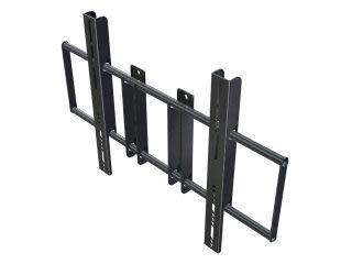 [A761]液晶電視萬用型超薄壁掛架-視角固定式-台灣製造VESA標準