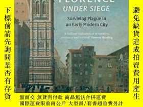 二手書博民逛書店Florence罕見Under SiegeY255562 Join Henderson Yale Univer