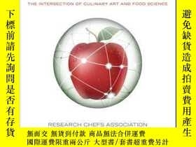二手書博民逛書店Culinology:罕見The Intersection of Culinary Art and Food Sc