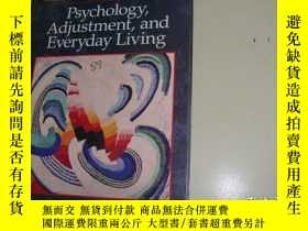 二手書博民逛書店Psychology罕見Adjustment and Every