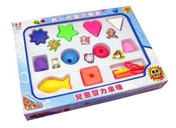 可愛串珠項鍊 / 兒童智力串珠 79元