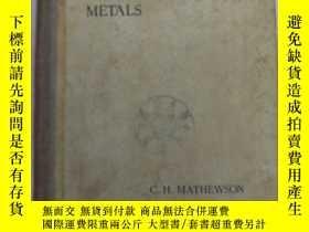 二手書博民逛書店modern罕見uses of nonferrous metal