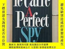 二手書博民逛書店JOHN罕見LE CARRE A PERFECT SPY(有外文