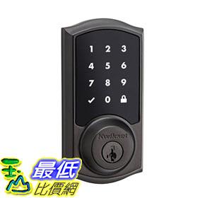 [107美國直購] 智能門鎖 Kwikset 916 Z-Wave SmartCode Touchscreen Electronic Deadbolt