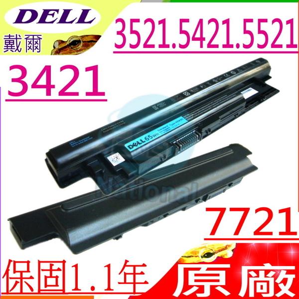 DELL 電池(原廠)-戴爾 電池 Inspiron 3421,3521,14R 5421,15R 5521,17 3721,17R 5721,3437,N3437,5437,N5437