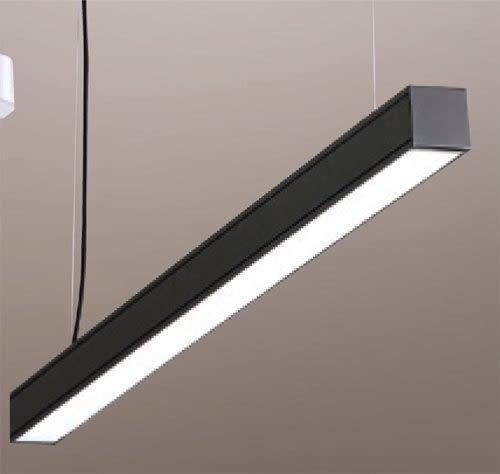 【燈王的店】APPLE系列 LED T5 20W單管吊燈 附燈管 白光 全電壓 ☆AP14637L