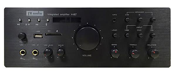 fh audio X4BT 藍芽多媒體小型擴大機