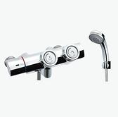 【麗室衛浴】日本INAX 日本原裝進口 淋浴恆溫龍頭 BF-HW156TSB