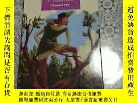 二手書博民逛書店The罕見Adventures of Robin Hood(羅賓漢歷險記)Y175175 Marcia Wil