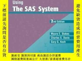 二手書博民逛書店Categorical罕見Data Analysis Using The Sas SystemY364682
