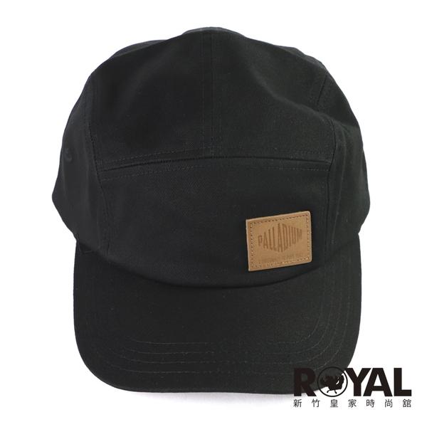 Palladium 黑色 街舞 帽子 可調整 純棉 男女款 NO.H3586【新竹皇家 C3170-008】