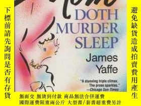 二手書博民逛書店Mom罕見Doth Murder SleepY256260 James Yaffe Worldwide Lib