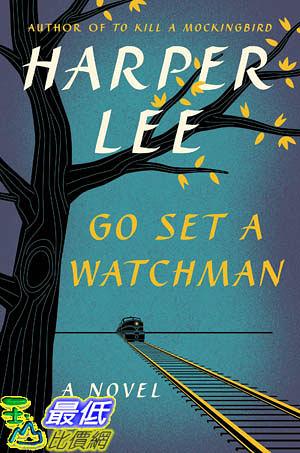 [104美國直購] 2015 美國暢銷書排行榜 Go Set a Watchman: A Novel