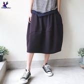 American Bluedeer - 特殊剪接裙(魅力價) 春夏新款