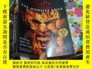 二手書博民逛書店THE罕見MONSTER BOOK 原版Y24878 Christopher Golden Pocket Bo