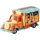 迪士尼小汽車 夢幻宣傳車 動物FUN城市