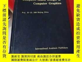 二手書博民逛書店Computer-Aided罕見Design & Compute