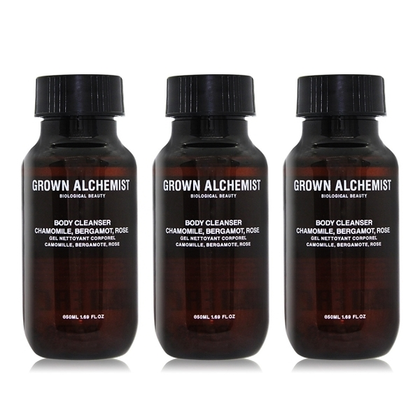 Grown Alchemist 身體沐浴露(50ml)X3