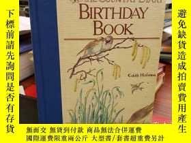 二手書博民逛書店The罕見Country Diary of an Edwardian Lady Birthday BookY2