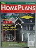 【書寶二手書T4/設計_PPN】Home Plans