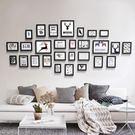 照片墻夾子裝飾超大懸掛客廳無痕釘相框創意墻掛墻組合相片墻