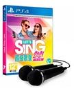 現貨 PS4遊戲 超級歌聲 2021 Let's Sing 2021 雙麥克風同捆 中文版卡拉OK【玩樂小熊】