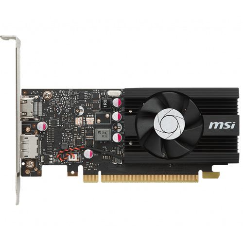 MSI 微星 GeForce GT 1030 2G LP OCV2 顯示卡