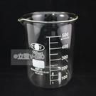 低型玻璃燒杯150ml  實驗室燒杯 刻度燒杯 低型燒杯 具嘴燒杯
