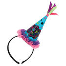 華麗髮箍1入-點點派對帽