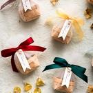 愛洛斯結婚喜糖盒手提ins風新婚婚禮手提喜糖袋糖果禮盒空盒子大 設計師