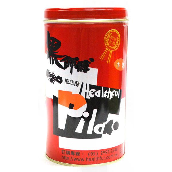 【黑師傅捲心酥】牛奶 400g