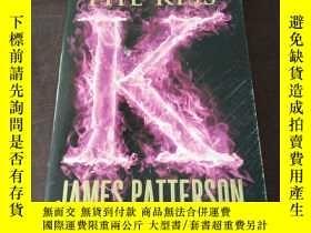二手書博民逛書店The罕見Kiss (Witch & Wizard (4))(英文原版)Y271942 James Patte