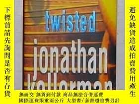 二手書博民逛書店英文原版罕見Twisted by Jonathan Keller