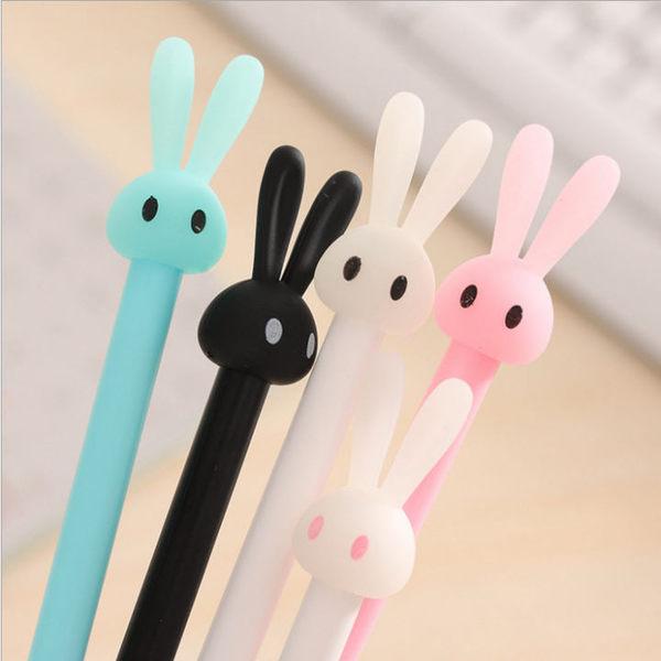 萌萌兔中性筆 造型筆 學生獎品 兒童禮物 活動贈品-艾發現