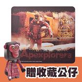 【i2】極地猿人超薄滑鼠墊-01 (附贈收藏公仔)