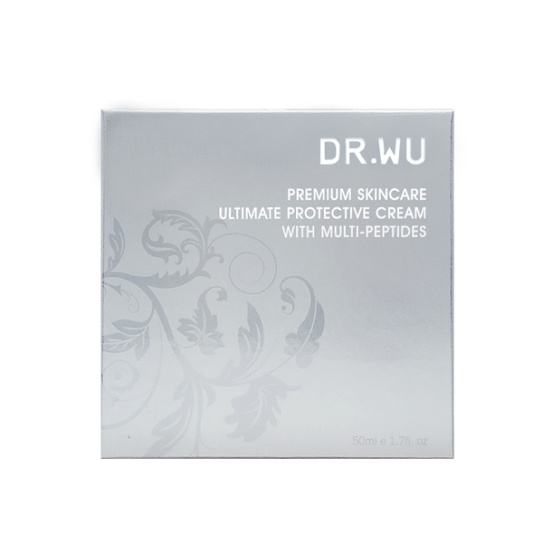DR.WU 極緻抗皺防護霜 50ML【優.日常】