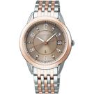 SEIKO精工 LUKIA 純淨之心真鑽太陽能腕錶 V147-0CR0Q SUT402J1