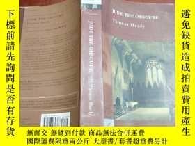 二手書博民逛書店JUDE罕見THE OBSCURE Thomas Hardy 英文版Y177301 JUDE THE OBSC