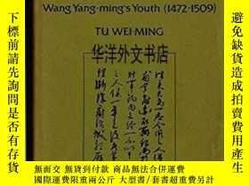 二手書博民逛書店【罕見】1976年出版 Neo-Confucian Though