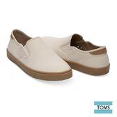 TOMS 簡約帆布休閒鞋-男款-Topanga系列(10012517 BIRCH)