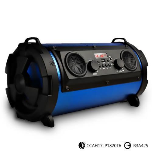 超震撼低音砲 無線藍芽喇叭 內建電池 重低音喇叭 麥克風 藍牙喇叭 電腦喇叭 藍牙音箱 藍芽音箱