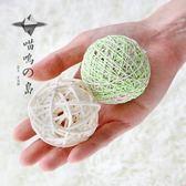 寵物球玩具日本貓玩具內含鈴鐺 LQ5041『黑色妹妹』