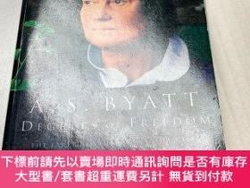 二手書博民逛書店degrees罕見of freedomY115838 a.s.byatt vintage 出版1994
